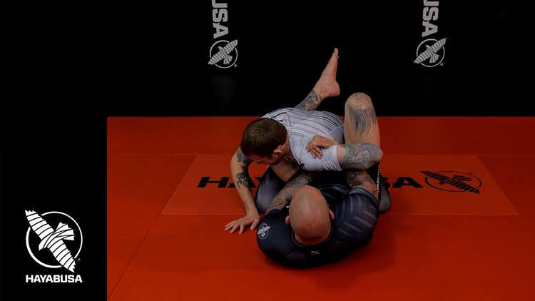Ground Fight Series - The Snare - Great for MMA - No-Gi, Jiu Jitsu, Grappling