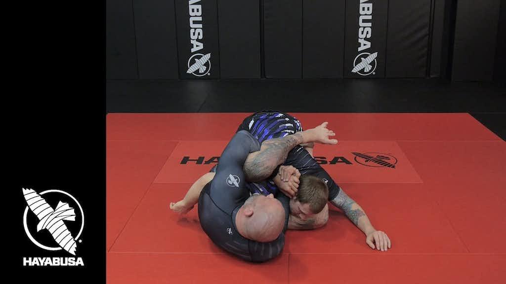 Ground Fight Series - Armbar from the Shoulder Pin - No-Gi, Jiu Jitsu, Grappling