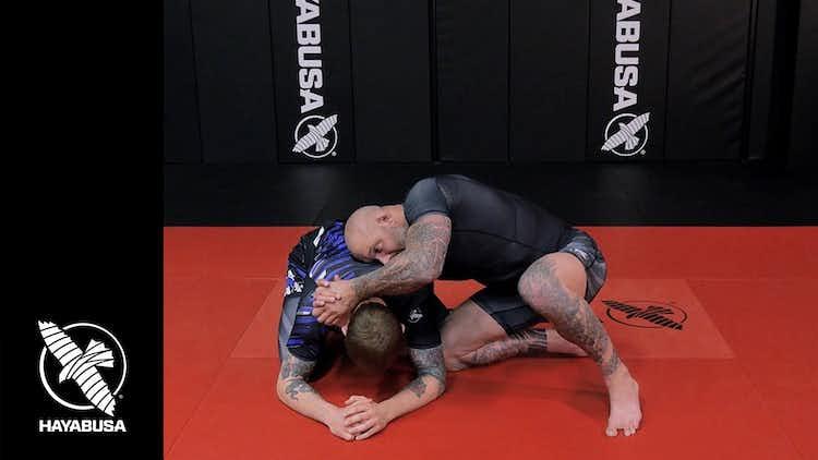 Ground Fighting Series - Peruvian Neck Tie - Great for MMA - No-Gi, Jiu Jitsu, Grappling