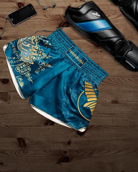 FALCON MUAY THAI SHORTSNEW DESIGN NOW AVAILABLE!