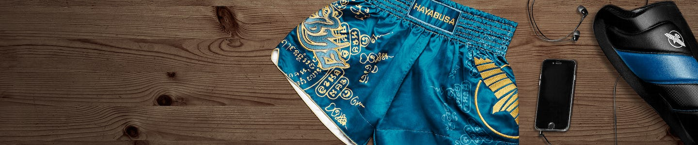 FALCON MUAYTHAI SHORTSNEW DESIGN NOW AVAILABLE!