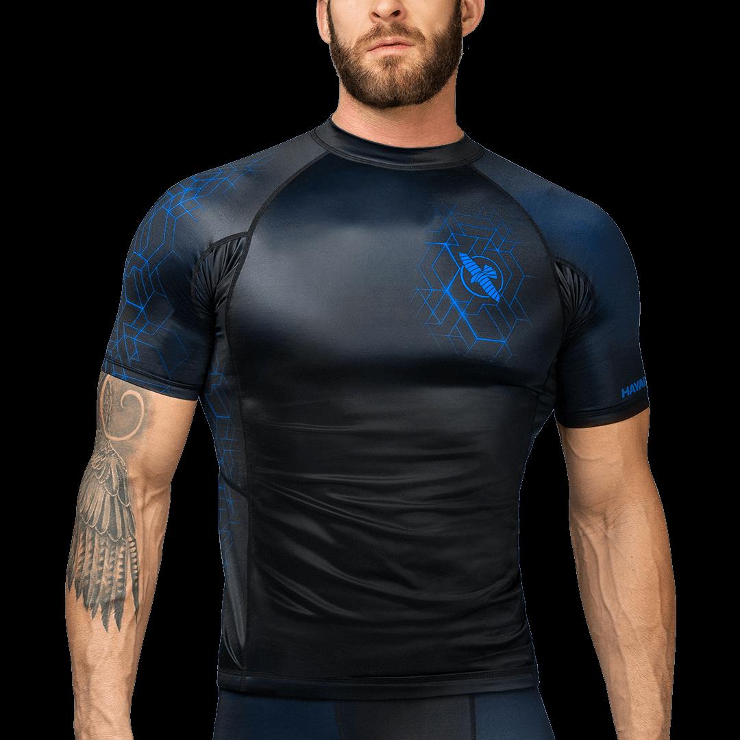 Captain USA Brazilian Jiu Jitsu Rash guard BJJ MMA Compression Shirt Hero