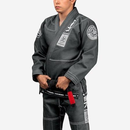 Hayabusa Goorudo 3 Gold Weave Jiu Jitsu Gi