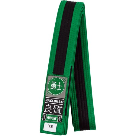 Hayabusa Youth Jiu Jitsu Belt
