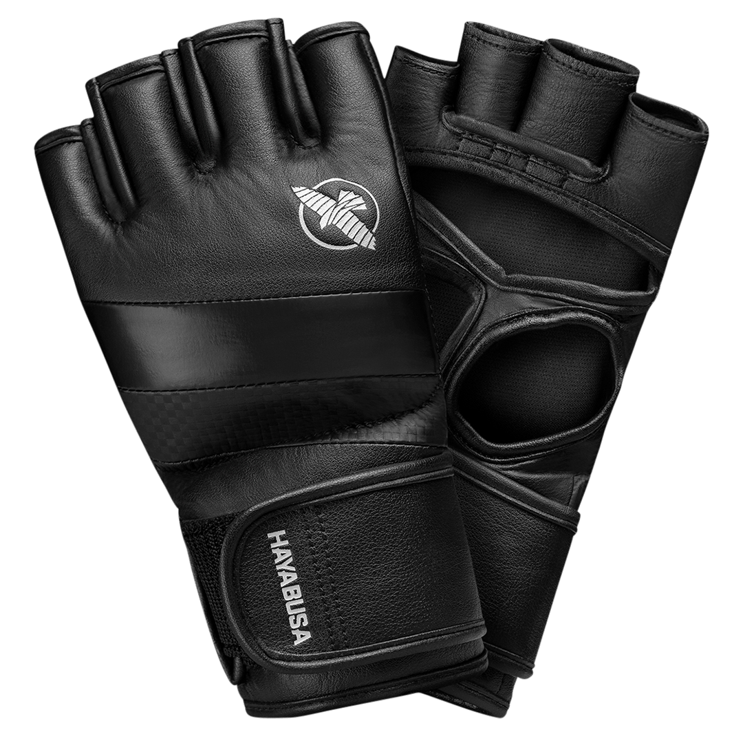 MMA Ultimate Gloves Black
