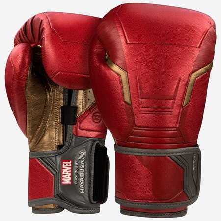 Hayabusa Iron Man Boxing Gloves