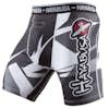 Metaru 47 Silver Compression Shorts