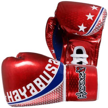 Pro Muay Thai Lace Gloves