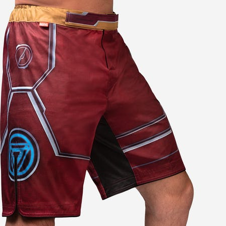 Hayabusa Iron Man Fight Shorts