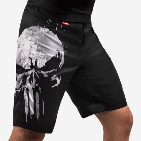 Pre-Order - The Punisher Fight Shorts