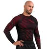Odor Resist Compression Rash Guard LS