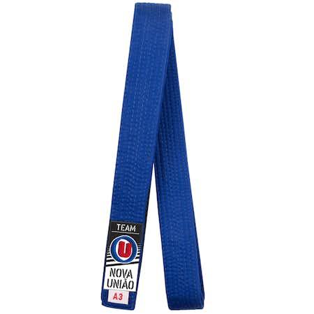 Nova União Jiu Jitsu Belts