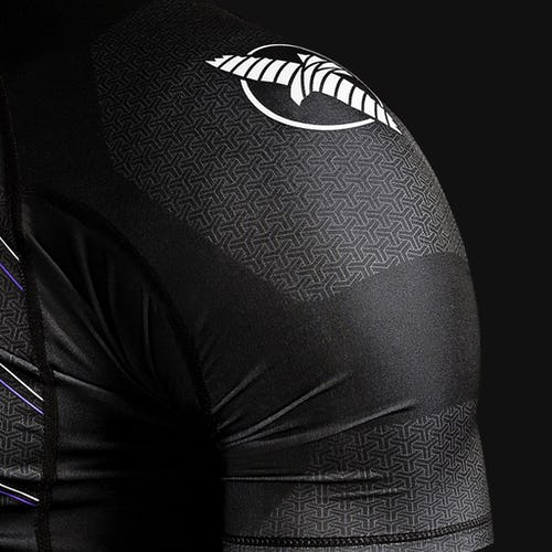 Metaru Charged Shortsleeve Rash Guard