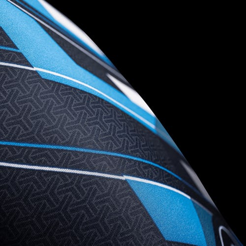 Metaru Charged Special Edition Blue Compression Pants